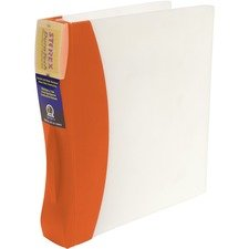 Storex 22254S06C Ring Binder