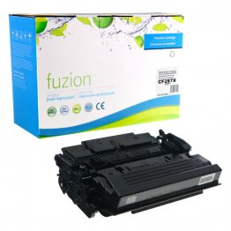 HP CF287X MICR  High Yield Toner Cartridge - Black